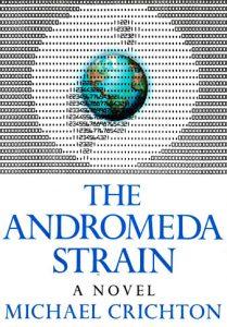 book-andromedastrain